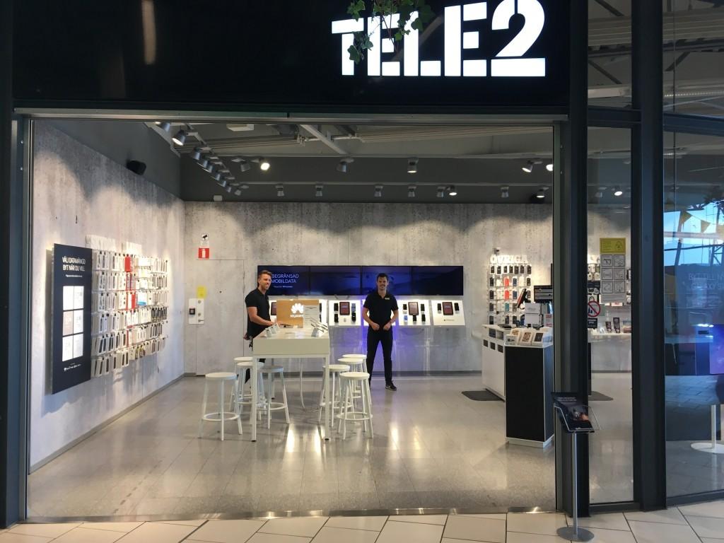 Tele2, Överby, Trollhättan