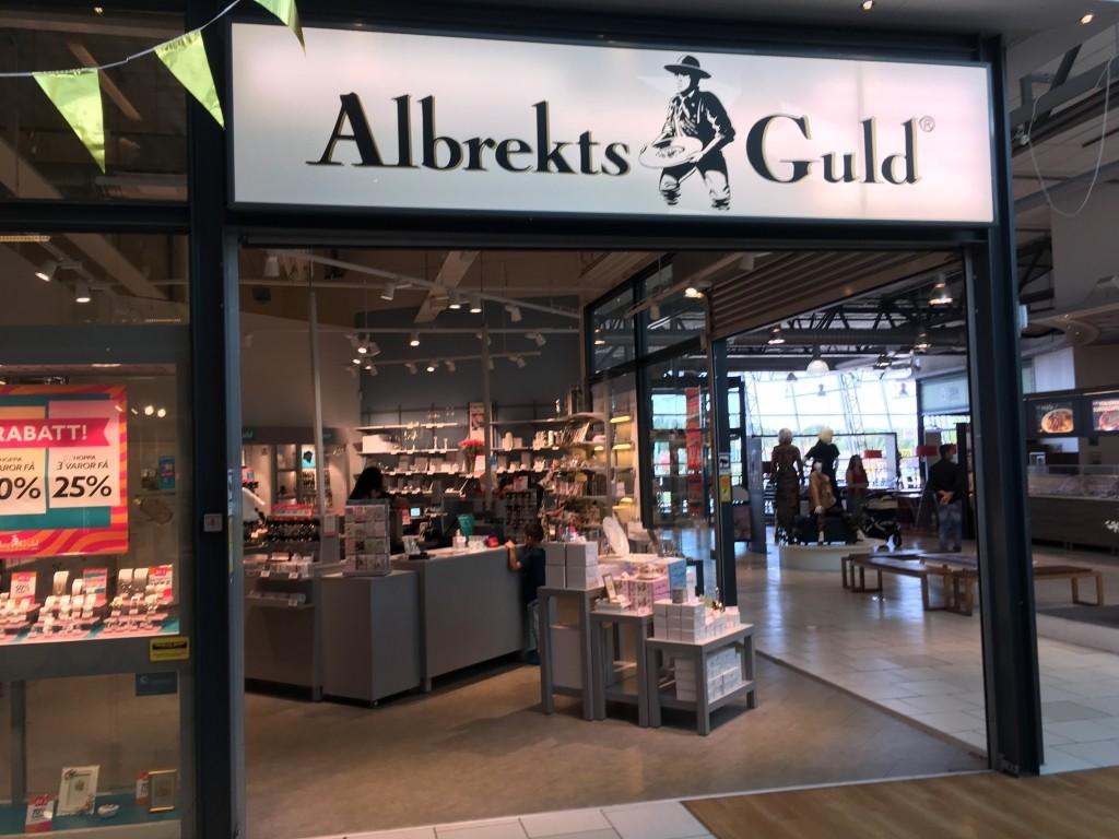 Albrekts Guld, Överby, Trollhättan