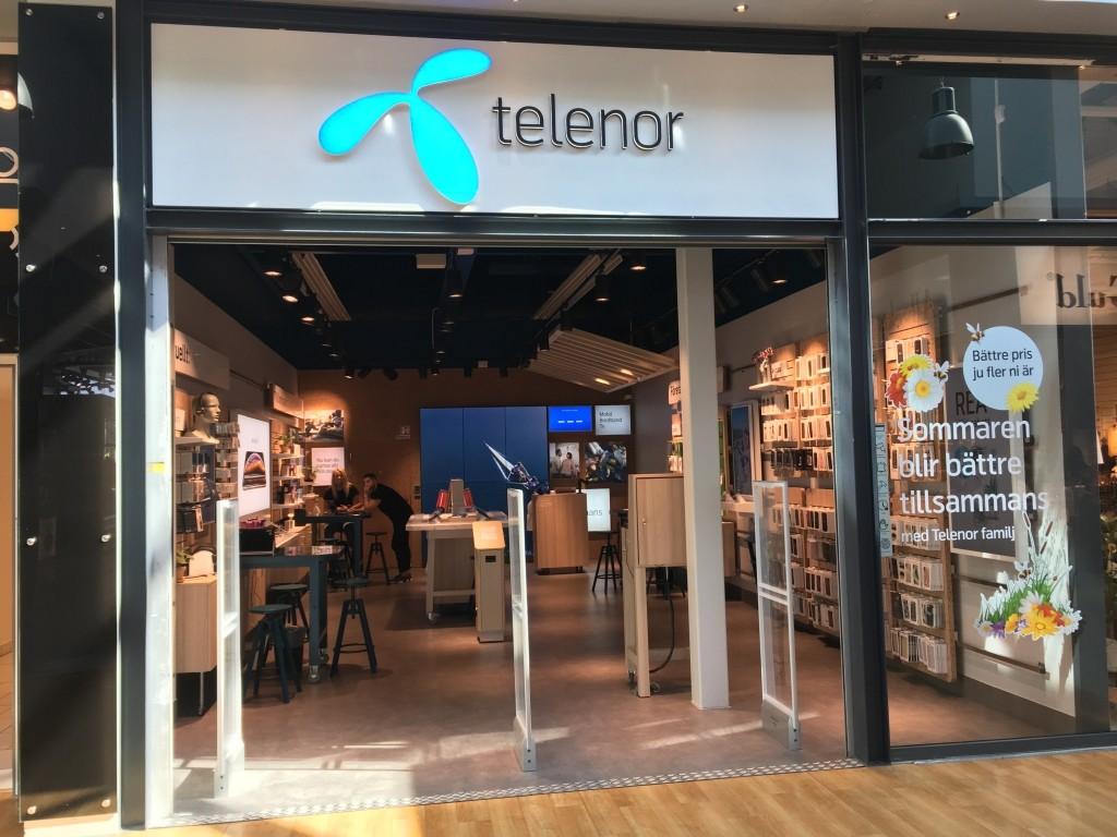 Telenor, Överby, Trollhättan