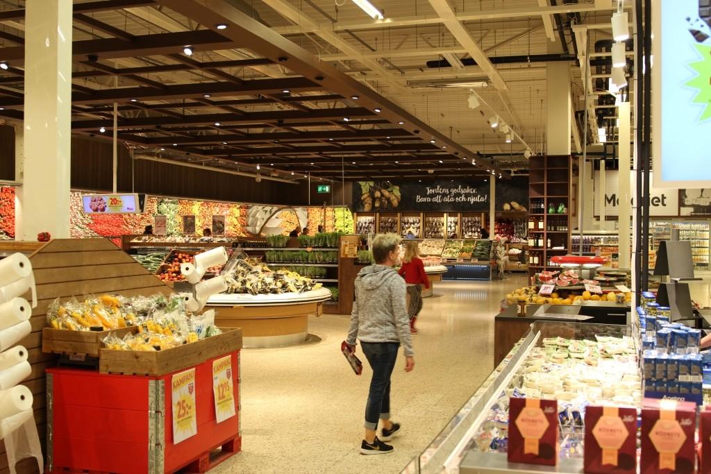 Maxi ICA stormarknad, Överby, Trollhättan