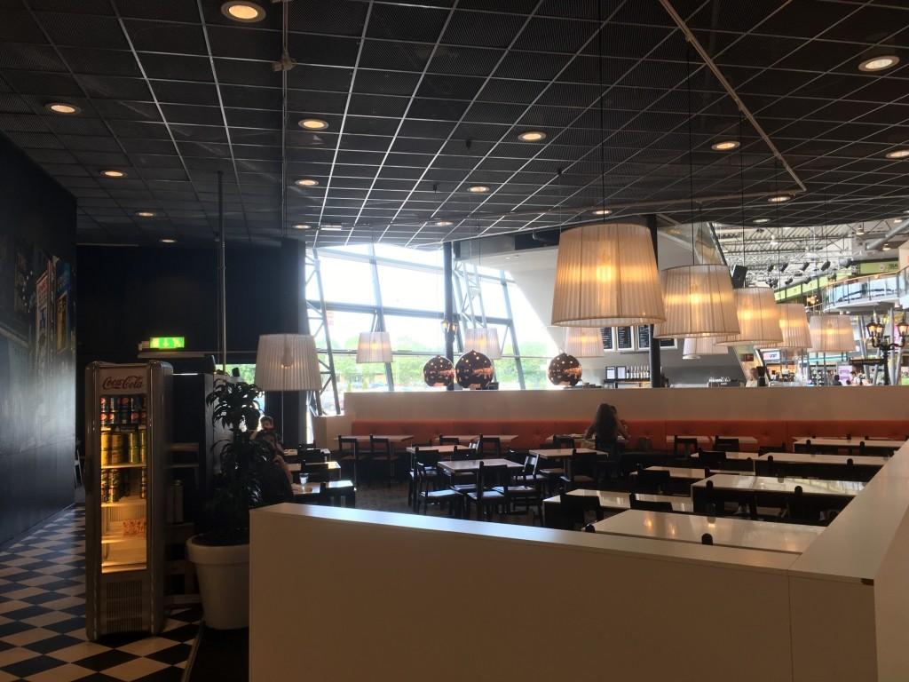 Etage restaurang grill & pizza, Överby, Trollhättan