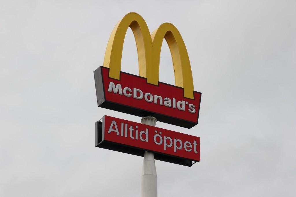 McDonalds, Överby, Trollhättan