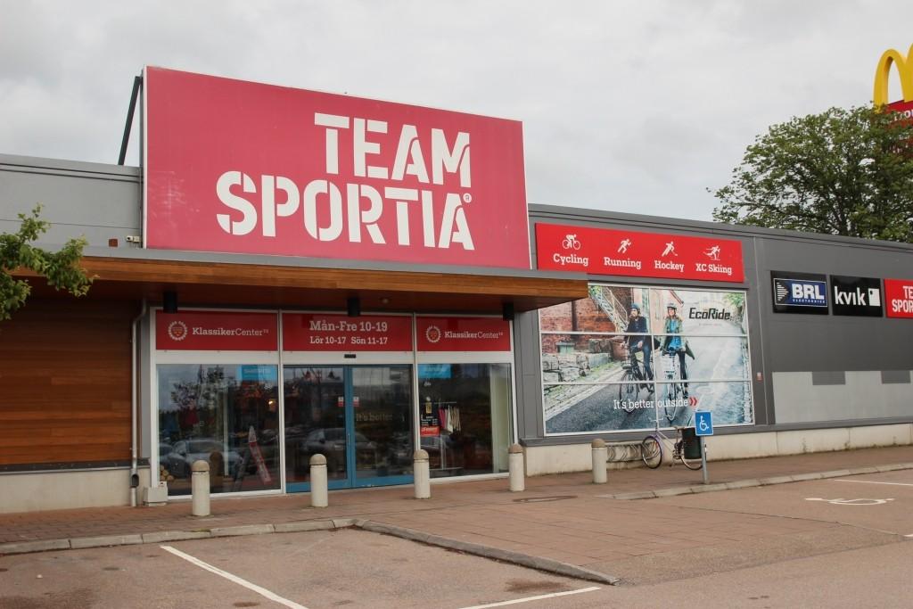 Team Sportia, Överby, Trollhättan