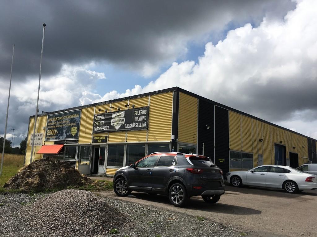 Överby Bilvårdscenter, Överby, Trollhättan