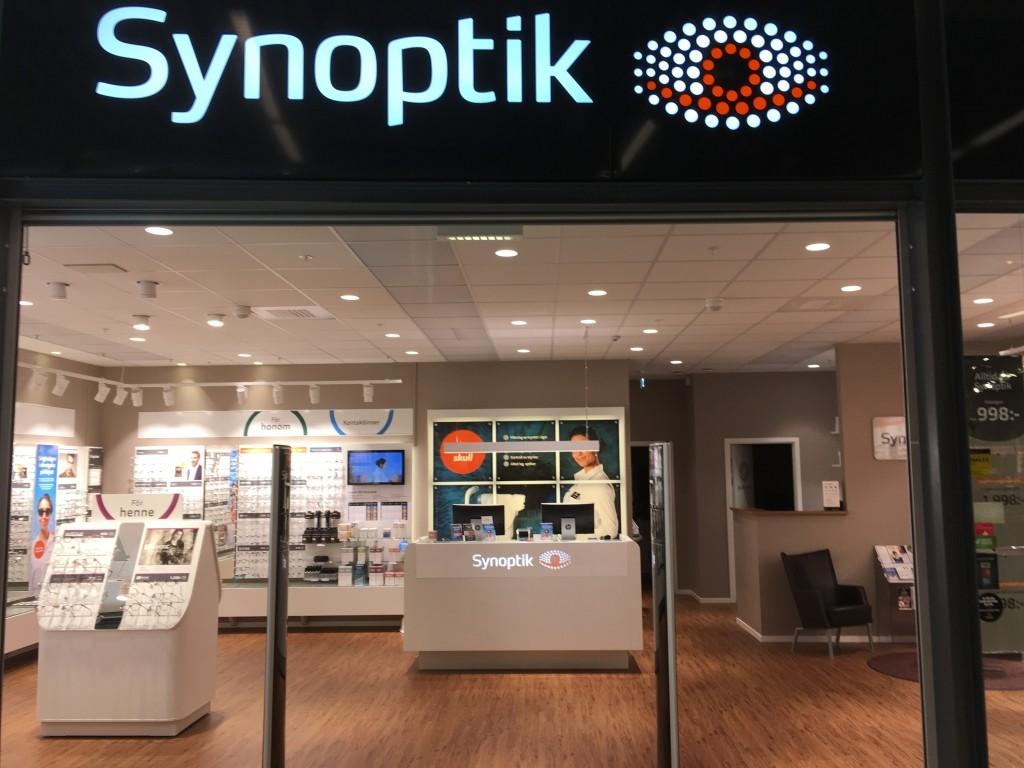 Synoptik, Överby, Trollhättan