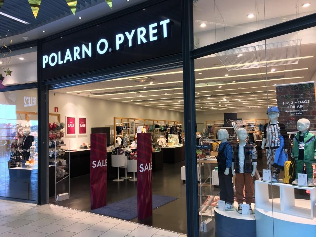Polarn o. pyret, Överby, Trollhättan