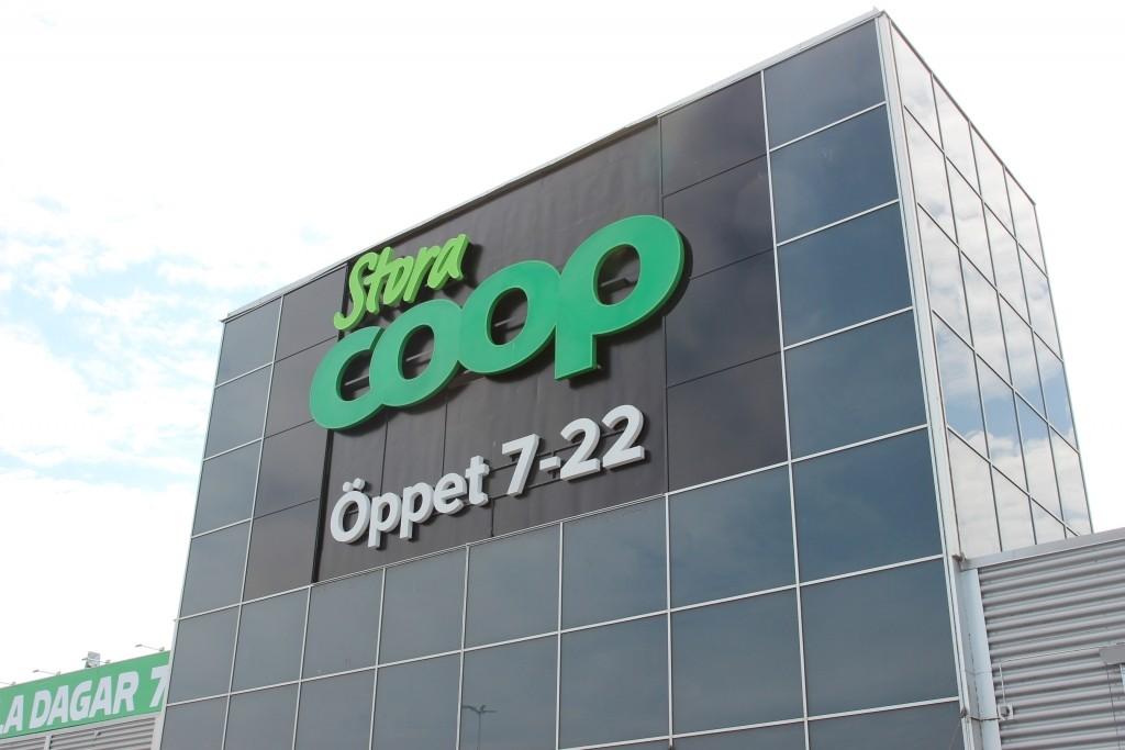 Stora Coop, Överby, Trollhättan