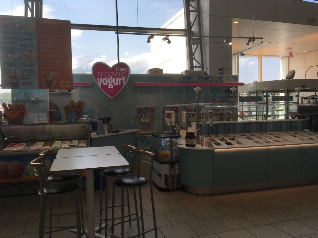 I love frozen yoghurt, Överby, Trollhättan