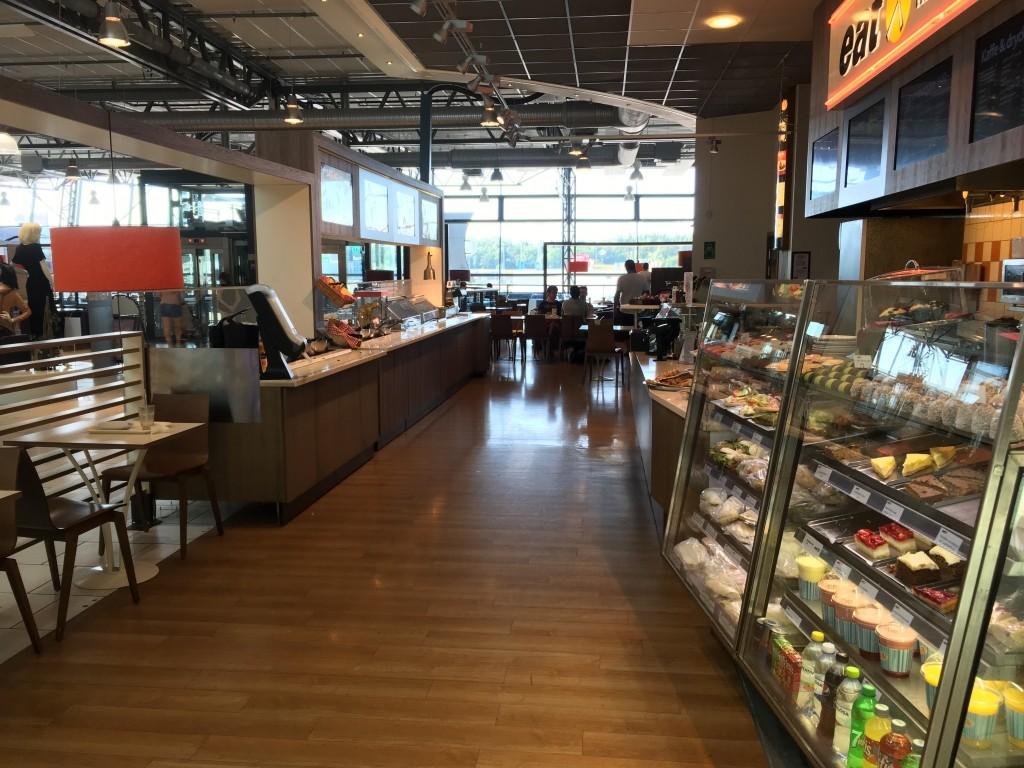 Eat café & restaurang, Överby, Trollhättan