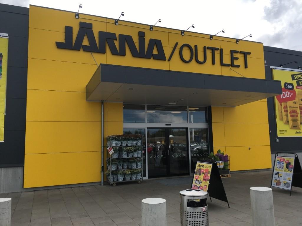 Järnia/outlet, Överby, Trollhättan