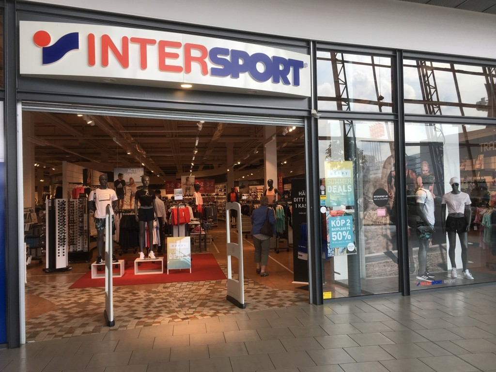 Intersport, Överby, Trollhättan