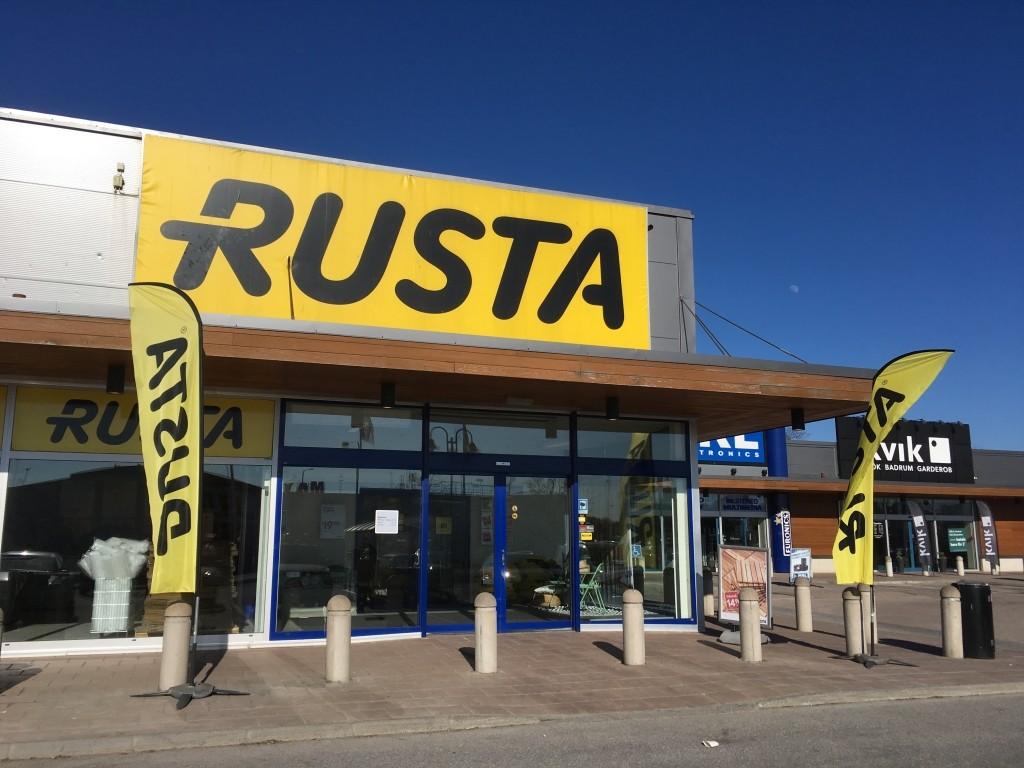 Rusta, Överby, Trollhättan