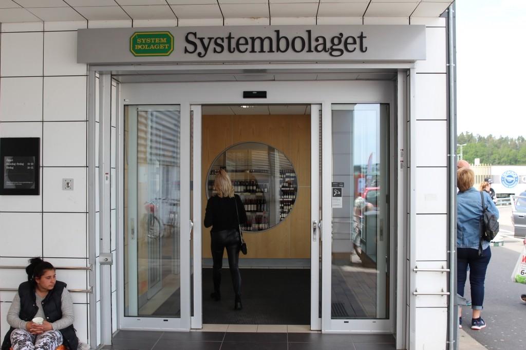 Systembolaget, Överby, Trollhättan