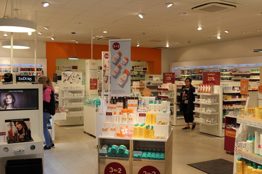 Kronans apotek, Överby, Trollhättan