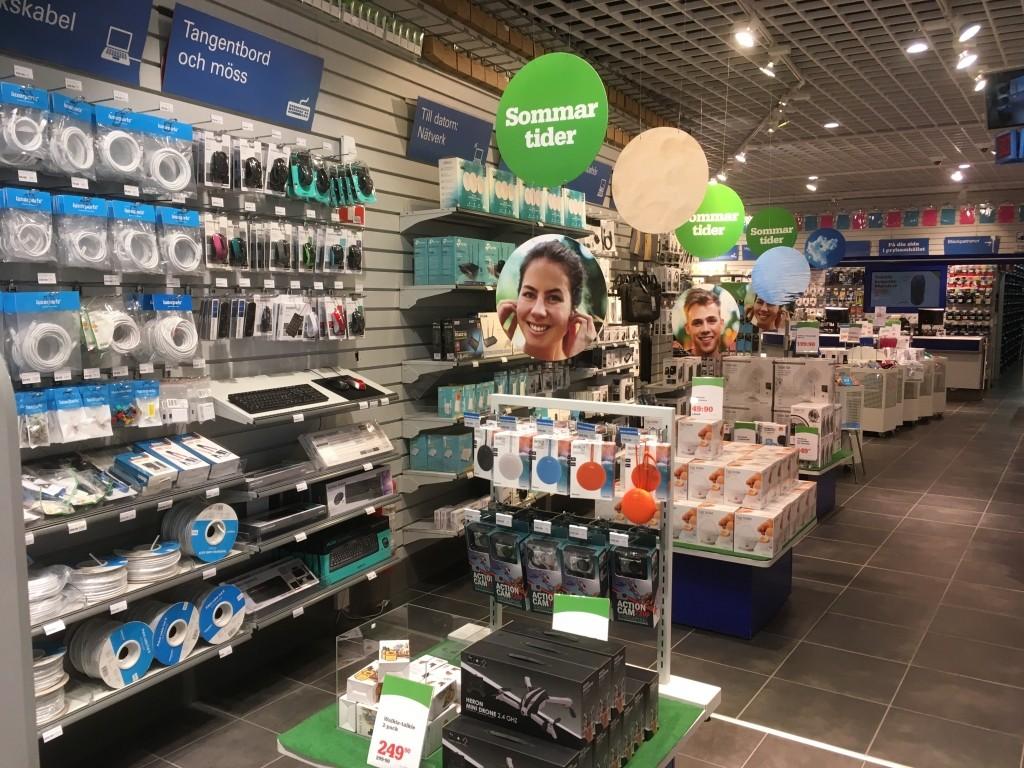 Kjell & company, Överby, Trollhättan