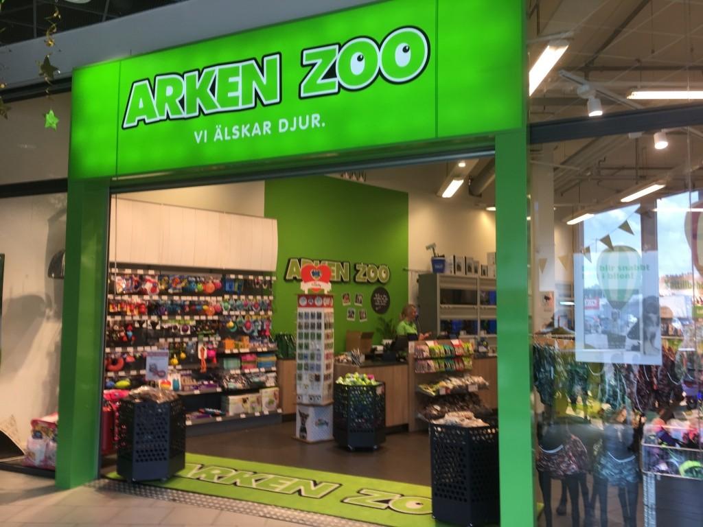 Arken zoo, Överby, Trollhättan