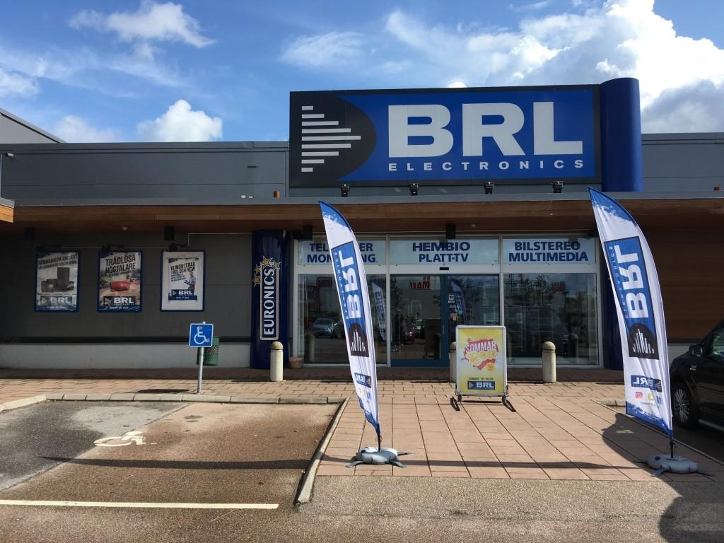 BRL electronics, Överby, Trollhättan