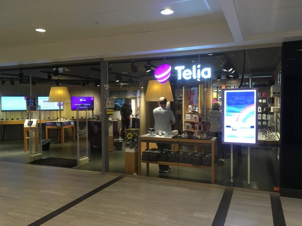Telia, Överby, Trollhättan